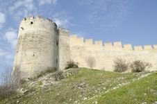 Free Medieval Fortress Stock Photography - 19791592