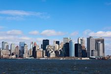 Free New York City Skyline Stock Photo - 19792340