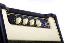 Free Guitar Amplifier Stock Photo - 19792620