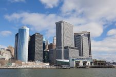 Free New York City Skyline Royalty Free Stock Images - 19792669