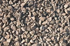 Free Texture Of Medium-sized Gravel Royalty Free Stock Image - 19793206
