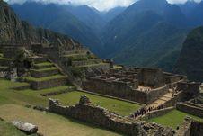 Free Machu Picchu, Peru Stock Images - 19793614