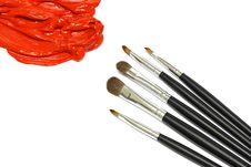 Free Paintbrush Stock Photos - 19793623