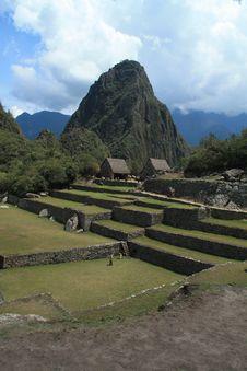 Free Machu Picchu, Peru Royalty Free Stock Image - 19793626