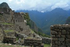 Free Machu Picchu, Peru Royalty Free Stock Photos - 19793638