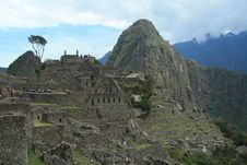 Free Machu Picchu, Peru Royalty Free Stock Photo - 19793645