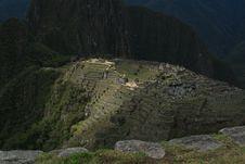 Free Machu Picchu, Peru Royalty Free Stock Image - 19793676