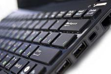 Free Black Laptop Stock Image - 19793731