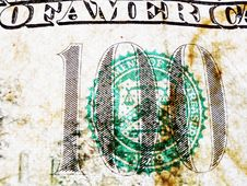 Free Dollar Bill Royalty Free Stock Images - 19794069
