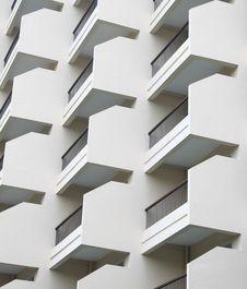 Free Apartment Facade Stock Photos - 19794433