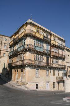 Free Old Maltese Building Stock Photos - 19795413
