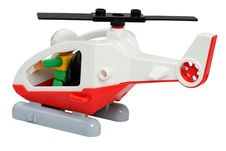 Free Plastic Toy Helicopter Stock Photos - 19795713