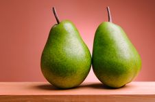 Free Pears Royalty Free Stock Photo - 19796075