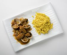 Free Cockles And Mussels Stock Photo - 19796520