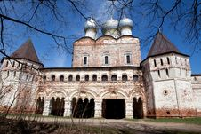 Free Boris And Gleb Monastery Royalty Free Stock Images - 19796859