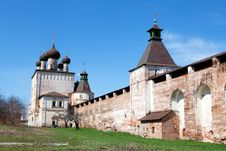 Free Boris And Gleb Monastery Stock Image - 19797011