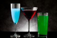 Free Cocktails Stock Images - 19797594