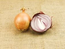 Free Onions Royalty Free Stock Photos - 19797978