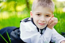 Free Little Boy Royalty Free Stock Images - 19798059