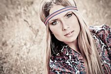 Hippie Royalty Free Stock Images
