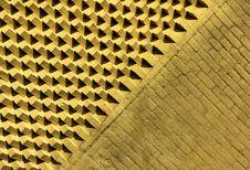 Wall Pattern Stock Photography