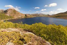 Free Norwegian Lake Stock Images - 19798714