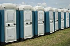 Free Ecological Toilettes Royalty Free Stock Photo - 19798935