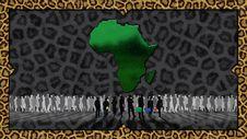 Free Africa Stock Image - 19799211