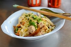 Free Asian Style Noodle Stock Photography - 19799492