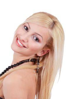 Free Smiling Teen Woman Royalty Free Stock Photos - 19799898