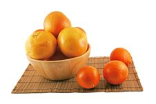 Free Grapefruits And Oranges Stock Photo - 1980290