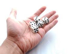 Free Dices Royalty Free Stock Photo - 1982745