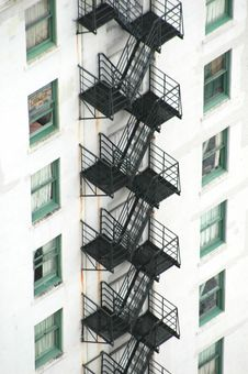 Free Fire Escape Stock Photos - 1982833