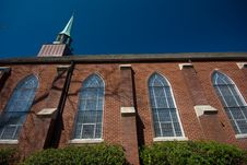 Free Lutheran Church Royalty Free Stock Photos - 1983668