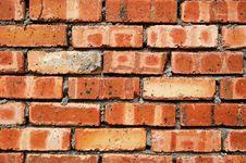 Free Brick Texture Stock Image - 1988101