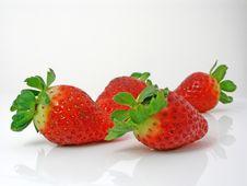 Free Strawberries Stock Image - 1988831