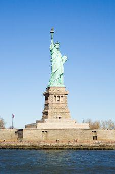 Free Statue Of Liberty Royalty Free Stock Photo - 1989055