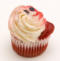 Free Red Velvet Cupcake Royalty Free Stock Images - 19801799