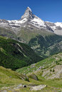 Free Matterhorn Royalty Free Stock Photography - 19808157