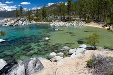 Free Lake Tahoe Royalty Free Stock Image - 19800106
