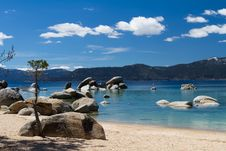Free Lake Tahoe Royalty Free Stock Image - 19800166