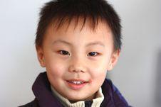 Free Asian Boy Royalty Free Stock Image - 19800406