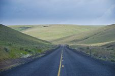 Free Paved Rural Road Royalty Free Stock Images - 19800749
