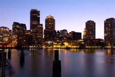Free Boston In Massachusetts Royalty Free Stock Images - 19801549