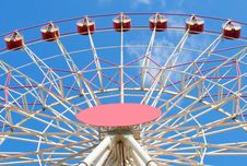 Big Dipper Carousel Royalty Free Stock Photo