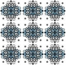 Free Pattern With Flower Seamless Texture Royalty Free Stock Photography - 19803097