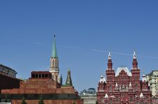 Free Moscow Kremlin Stock Image - 19804741