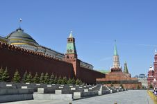 Free Moscow Kremlin Royalty Free Stock Photo - 19804745