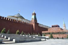 Free Moscow Kremlin Royalty Free Stock Image - 19804746