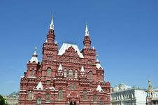 Free Moscow Kremlin Royalty Free Stock Image - 19804756